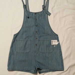 Urban Outfitters denim overalls